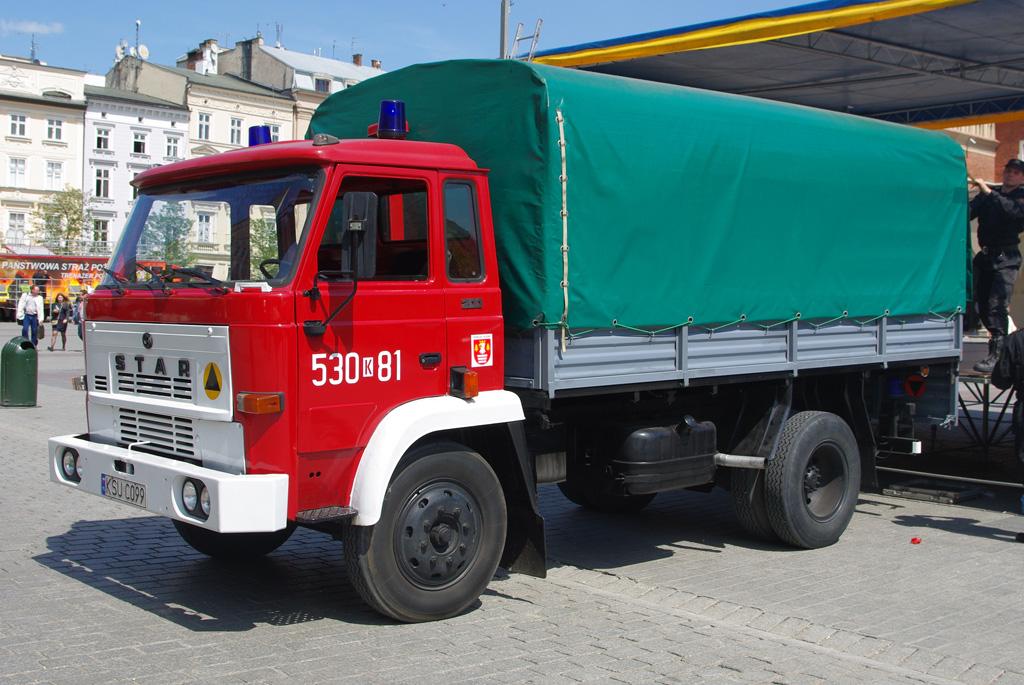 Genialny 530[K]81 - SKw Star 200 - KP PSP Sucha Beskidzka* HO33